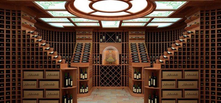 Как создать винный погреб в загородном доме?